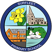 Surfleet Primary School Logo